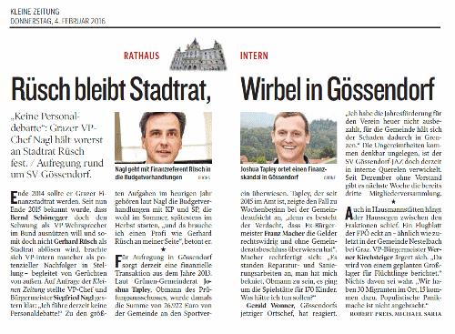 Kleine_Zeitung_2016_02_04_Wirbel_in_Gössendorf_small