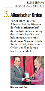 Kleine_Zeitung_2016_04_07_Albanischer_Orden_small