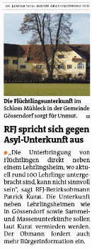 Woche_GUSued_2016_01_RFJ_spricht_sich_gegen_Asyl_Unterkunft_aus_small