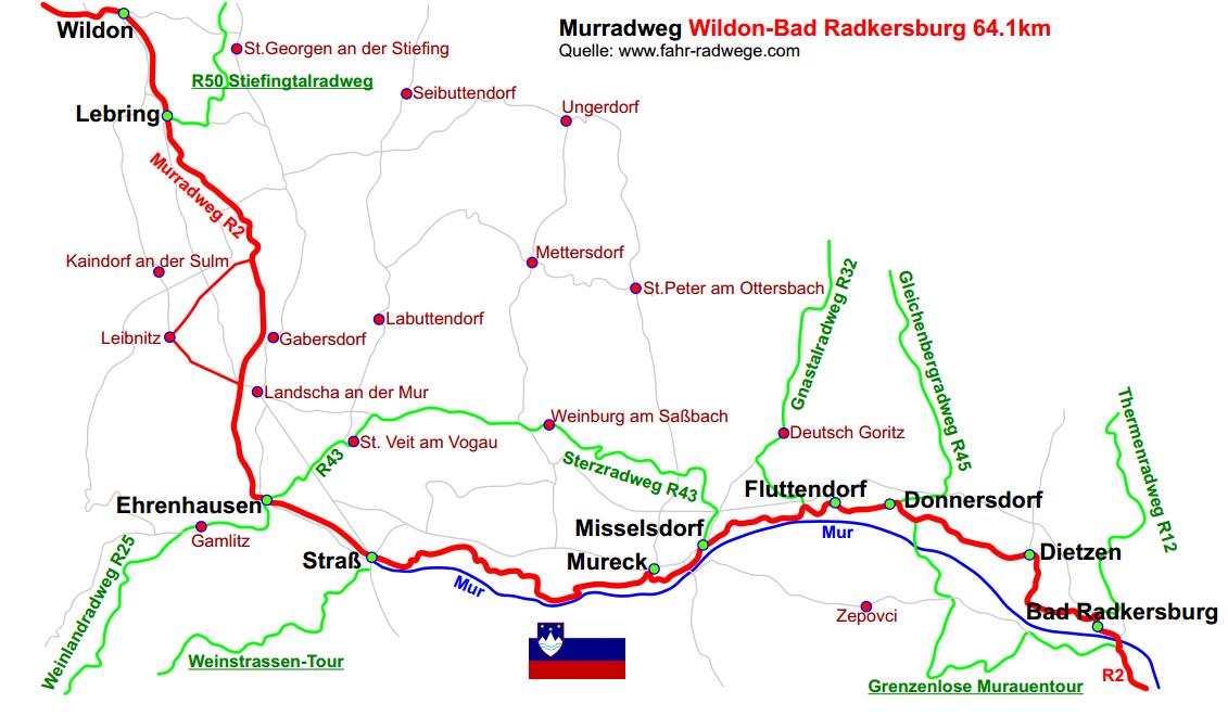 MurradwegWildon-Radkersburg
