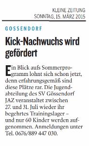 Kleine_Zeitung_2015_03_15_Kick_Nachwuchs_wird_gefördert_small