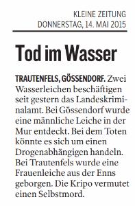 Kleine_Zeitung_2015_05_14_Tod_im_Wasser_small