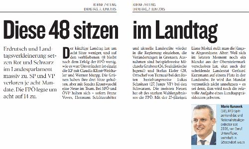 Kleine_Zeitung_2015_06_02_Diese_48_sitzen_im_Landtag_small