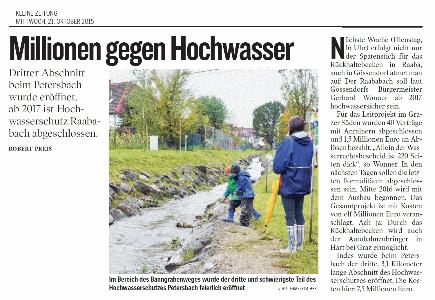 Kleine_Zeitung_2015_10_21_Hochwassers