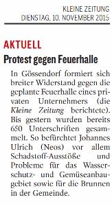 Kleine_Zeitung_2015_11_10_Protest_gegen_Feuerhalle_small