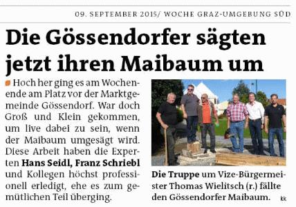 WocheGUSued_2015_09_09_Maibaum_sägens