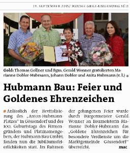 WocheGUSued_2015_09_21_Hubmann_Ehrenzeichens