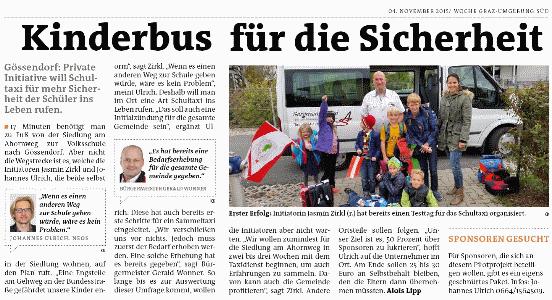 WocheGUSued_2015_11_04_Kinderbus_für_Sicherheits
