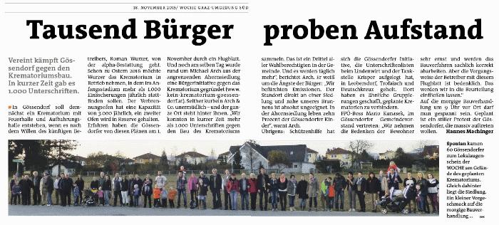 WocheGUSued_2015_11_18_Tausend_Bürgers